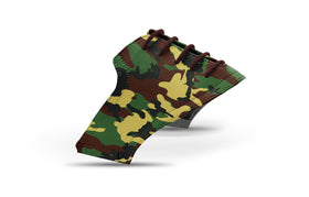 Men's woodland camo saddles lonely saddle view from Jack Grace USA