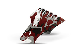 Men's Starkville Camo Alma Mater Series Saddles & White Laces