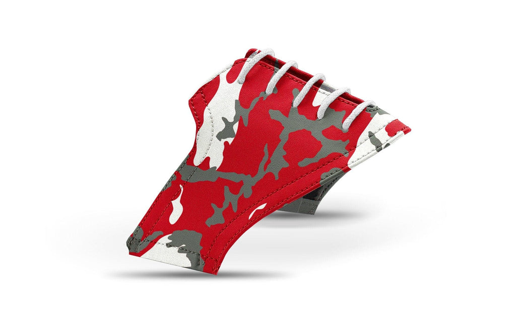 Men's Columbus Camo Alma Mater Series Saddles & White Laces