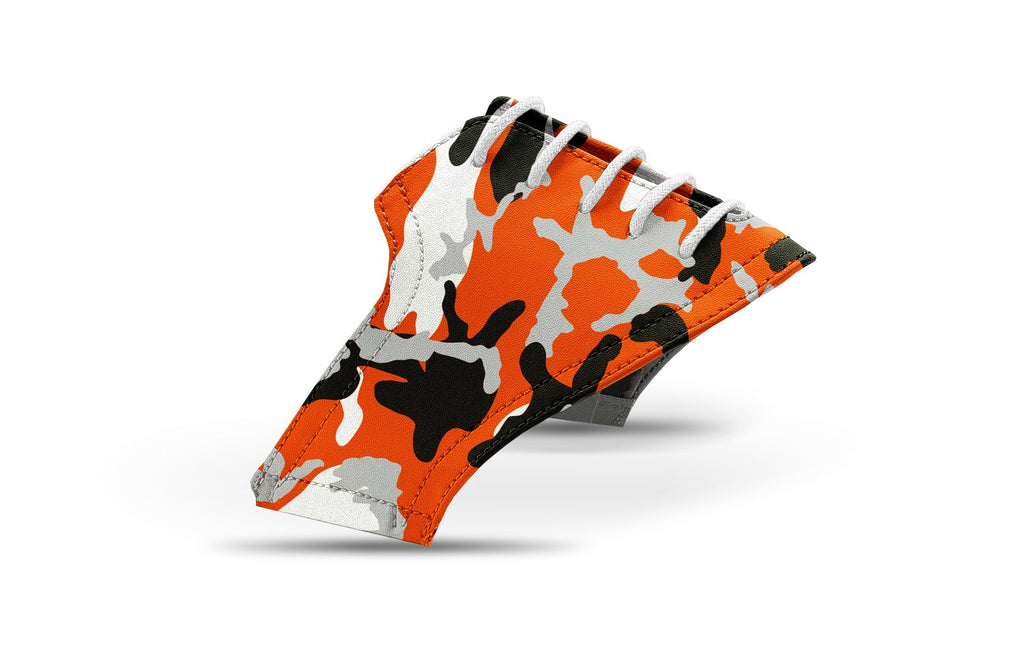 Men's Stillwater Camo Alma Mater Series Saddles & White Laces