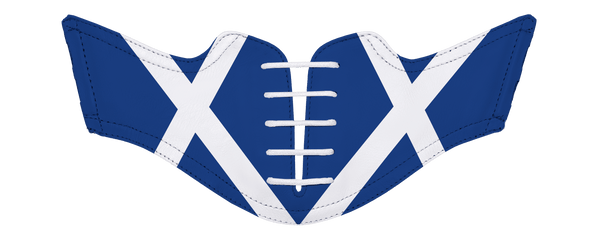 Men's Scotland Flag Saddles & Laces