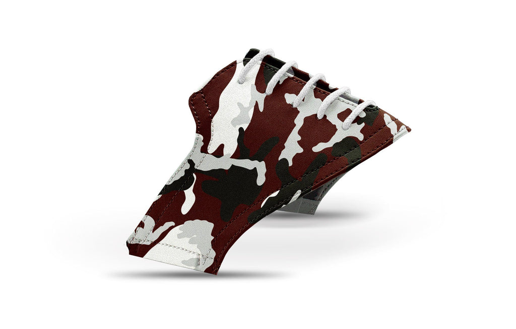 Men's College Station Camo Alma Mater Series Saddles & White Laces