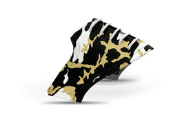 Men's Boulder Camo Alma Mater Series Saddles & White Laces