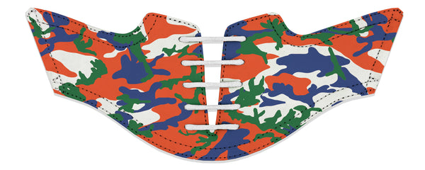 Men's Gainesville Camo Alma Mater Saddles Flat Saddle View From Jack Grace USA