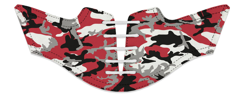 Men's Athens Camo Alma Mater Series Saddles & White Laces