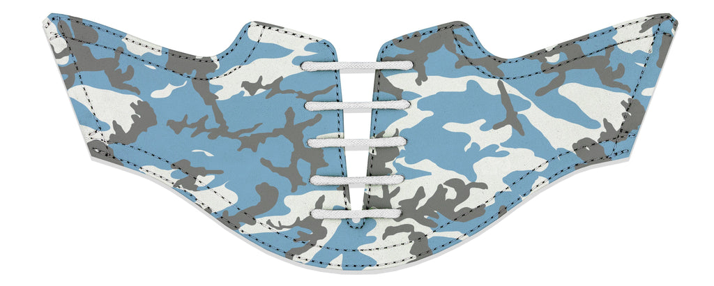 Men's Chapel Hill Camo Alma Mater Series Saddles & White Laces