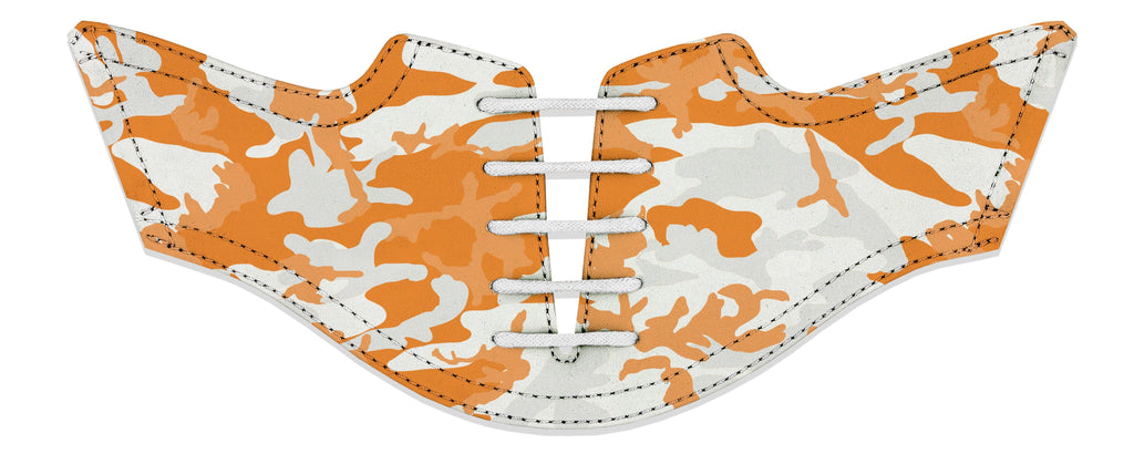 Men's Knoxville Camo Alma Mater Series Saddles & White Laces