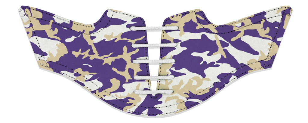 Men's Seattle Camo Alma Mater Series Saddles & White Laces