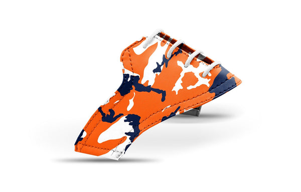 Women's Auburn Alma Mater Camo College Football Saddles Lonely Saddle View From Jack Grace USA