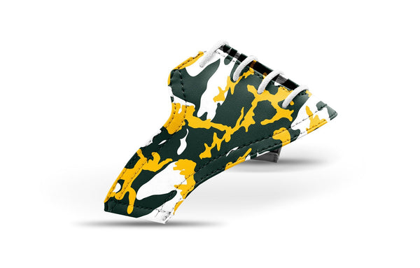 Women's Green Bay Pro Football Camo Saddles Lonely Saddle View From Jack Grace USA