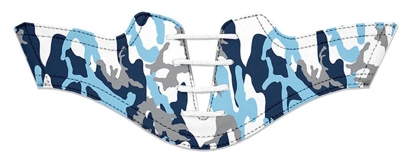 Women's Ice Camo Saddles Flat Saddle View From Jack Grace USA