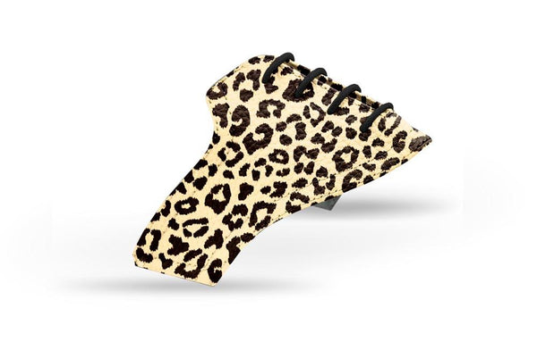 Women's Leopard Saddles Lonely Saddle View From Jack Grace USA