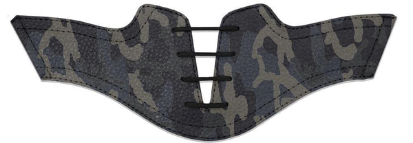 Women's Shadow Camo Saddles Flat Saddle View From Jack Grace USA