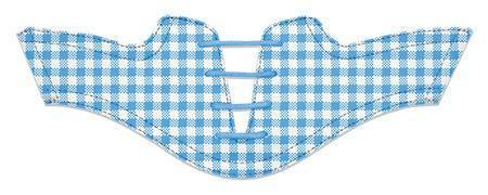 Women's Gingham Saddles & Laces - Pick your Color - Blues
