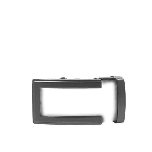 Gun Metal Belt Buckle from Jack Grace USA
