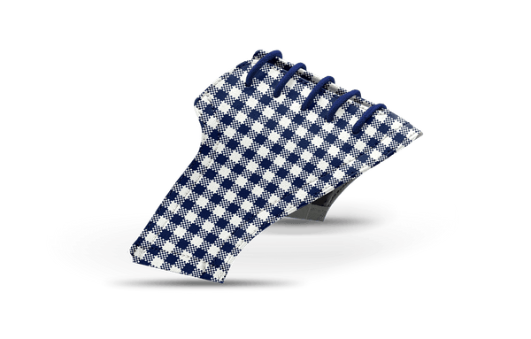 Men's Gingham USA Blue Saddles Lonely Saddle View From Jack Grace USA