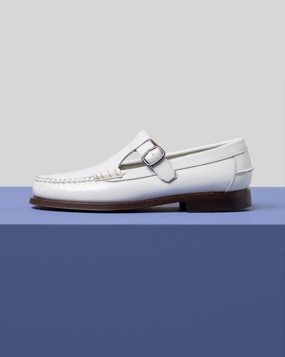 ALBER - Women's T-bar Loafer