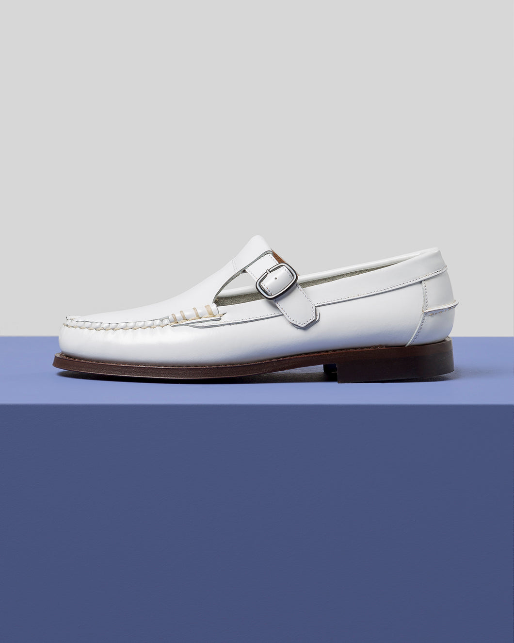ALBER - T-bar Moccasin