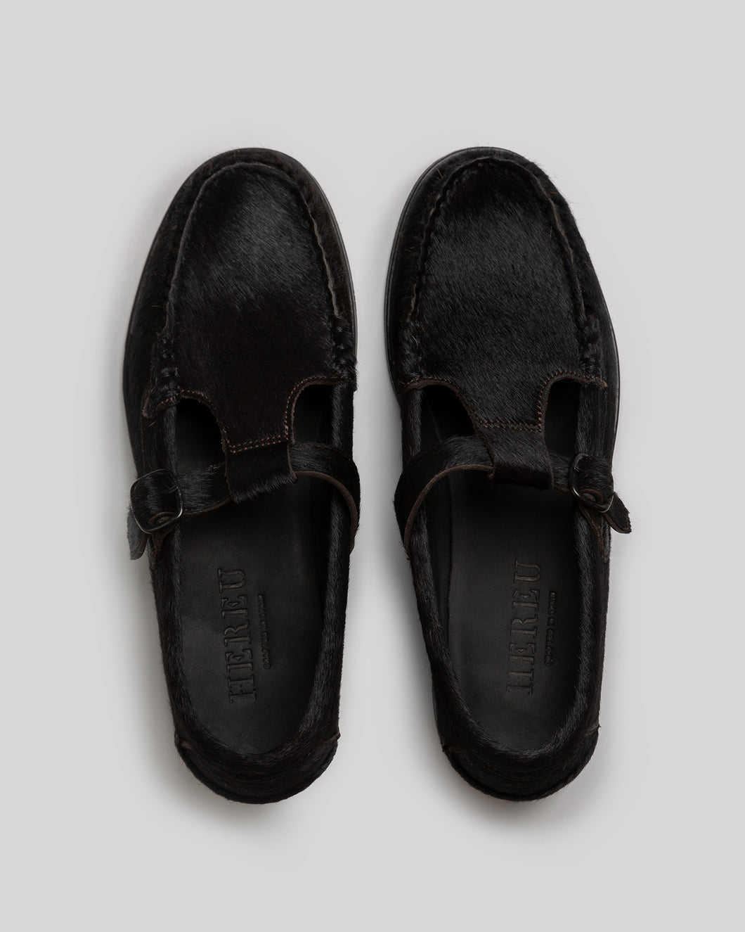 ALBER - PREORDER - Women's T-bar Loafer