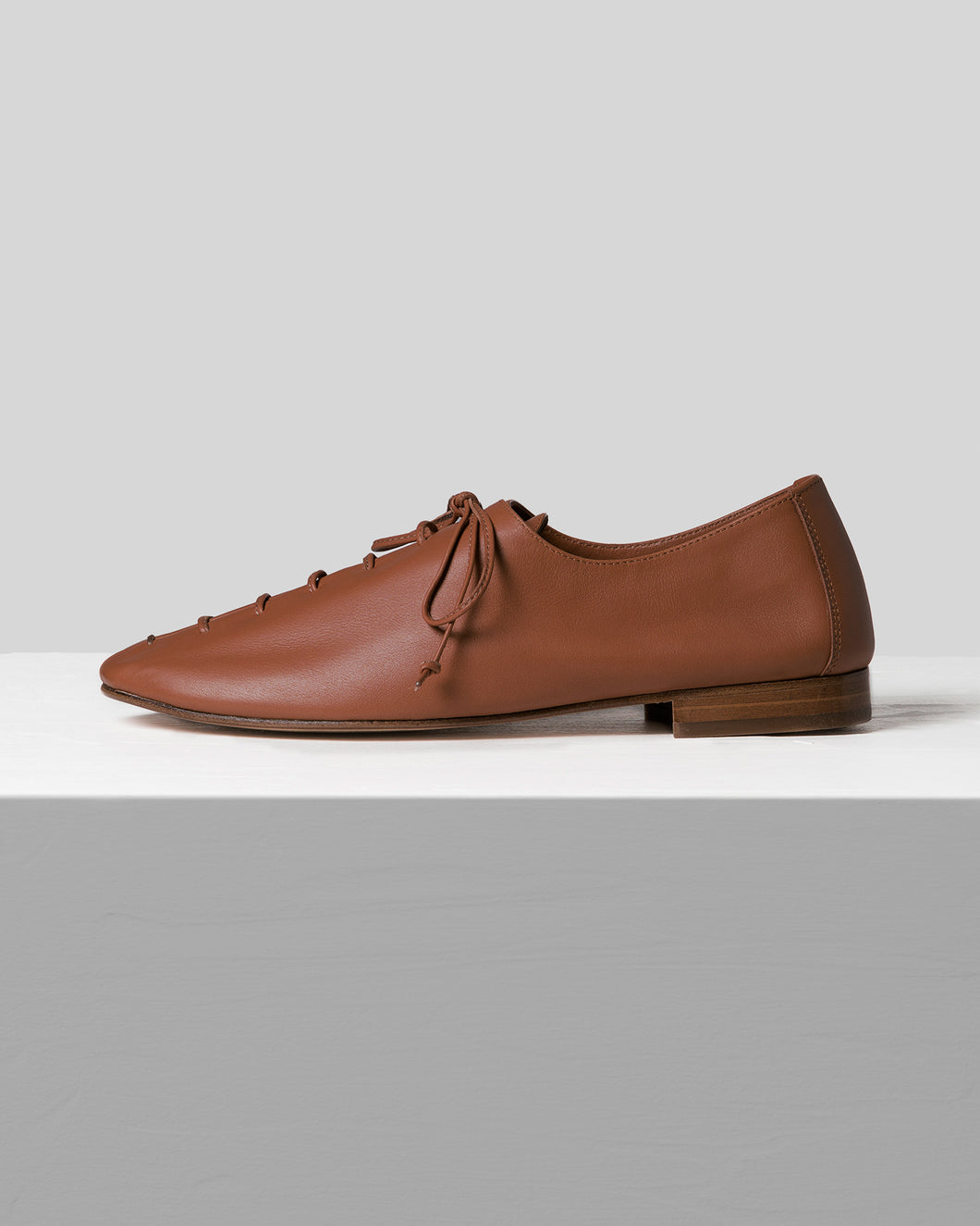 PLEGADA - Unlined lace-up