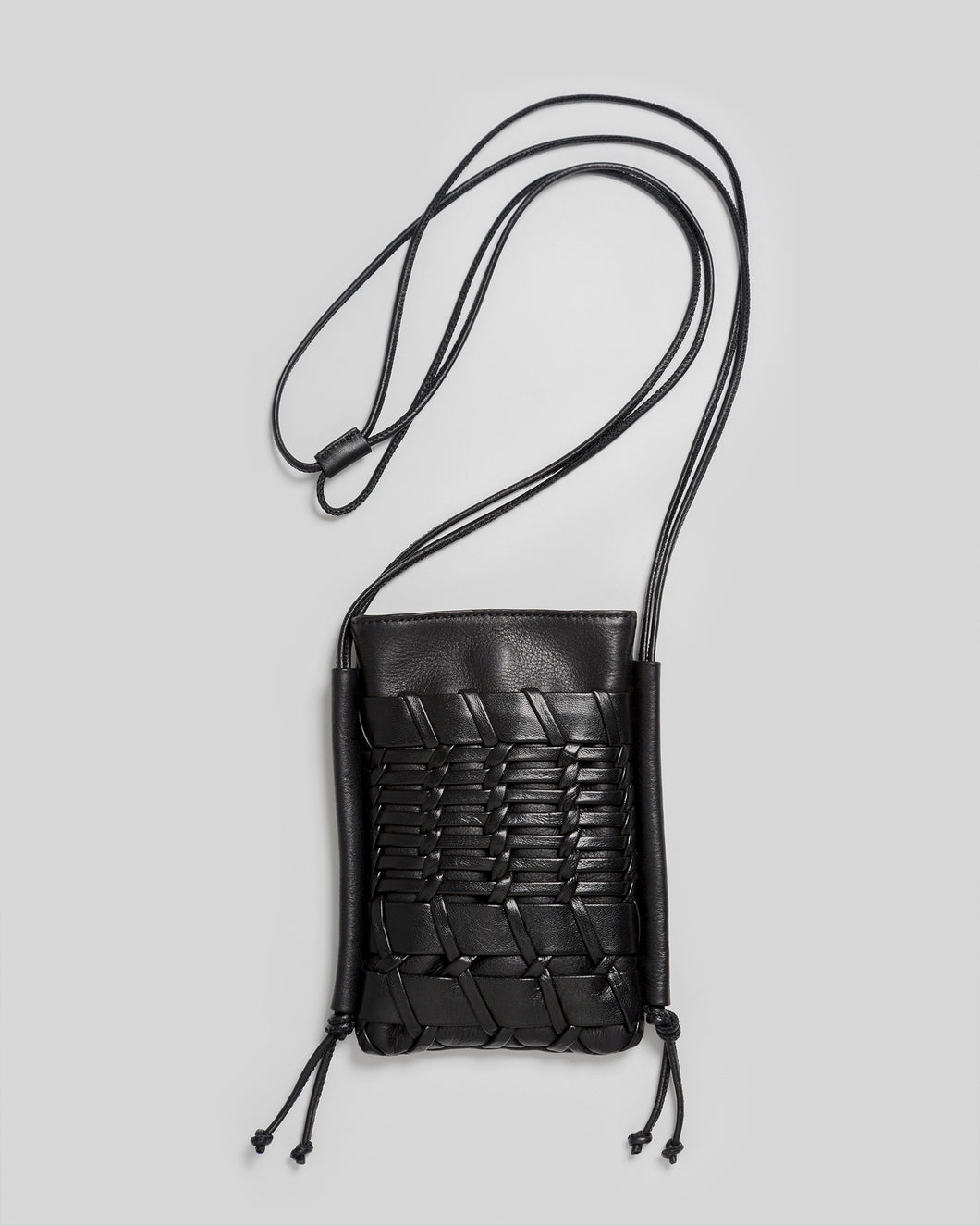 TRENA MINI - Flat Square Mini Crossbody