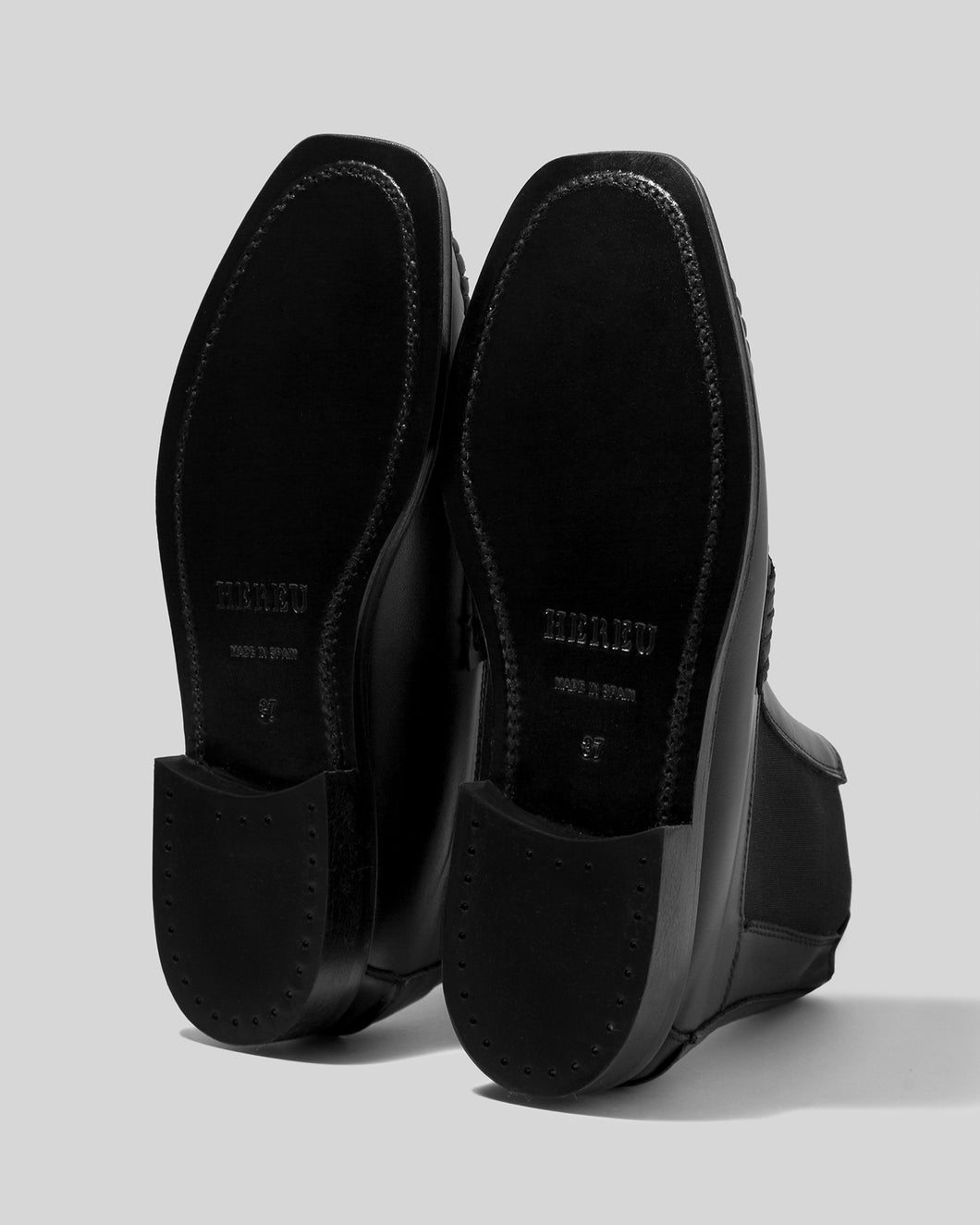 BARGA - PREORDER - Moccasin Chelsea Boot