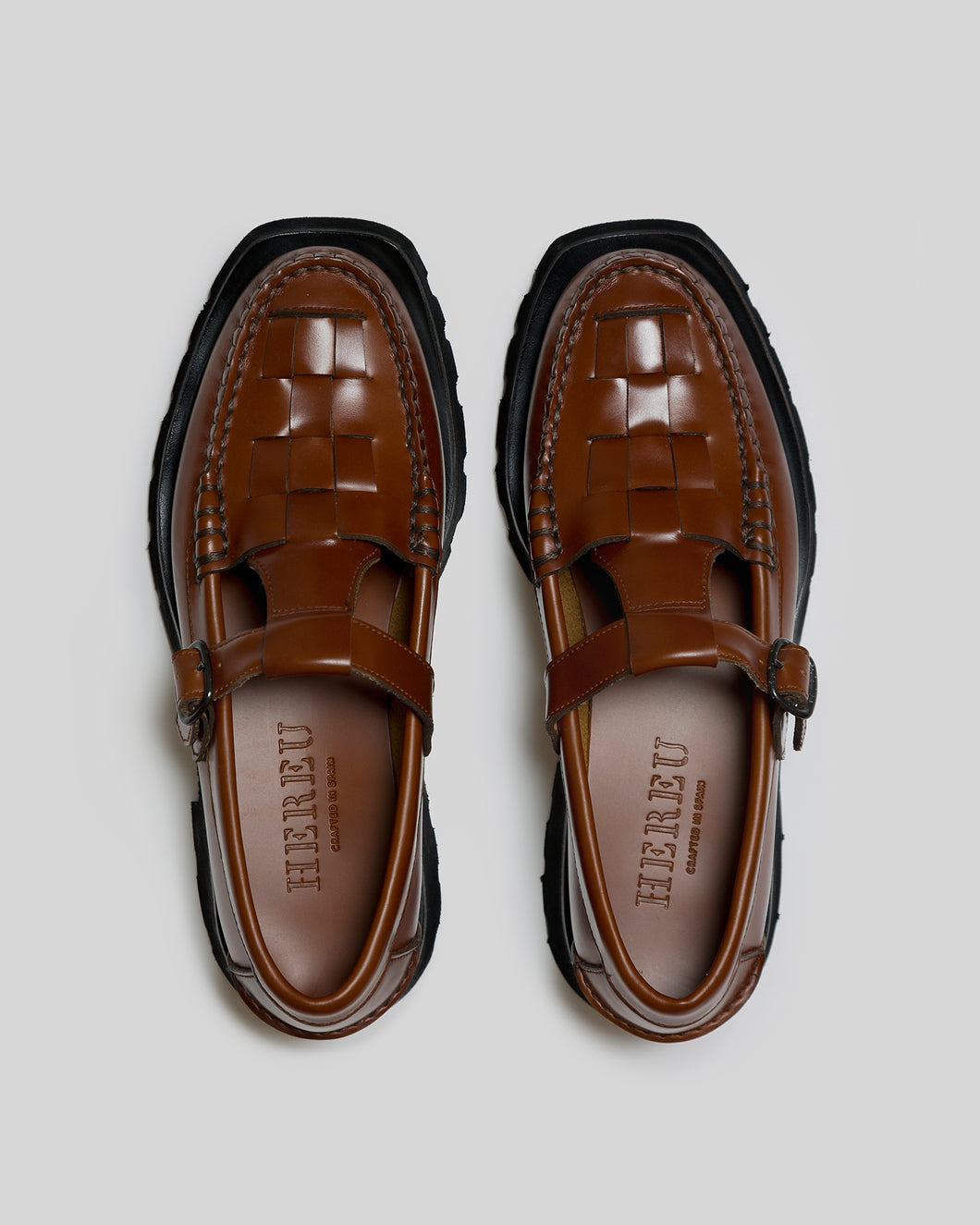 SOLLER SPORT - PREORDER  - Tread Sole T-Bar Loafer