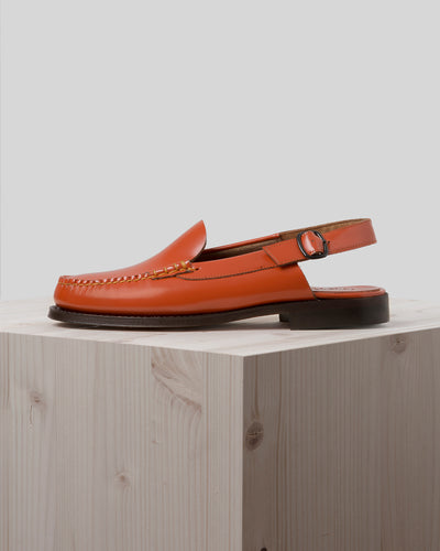 RAIGUER - Women's Slingback Loafer