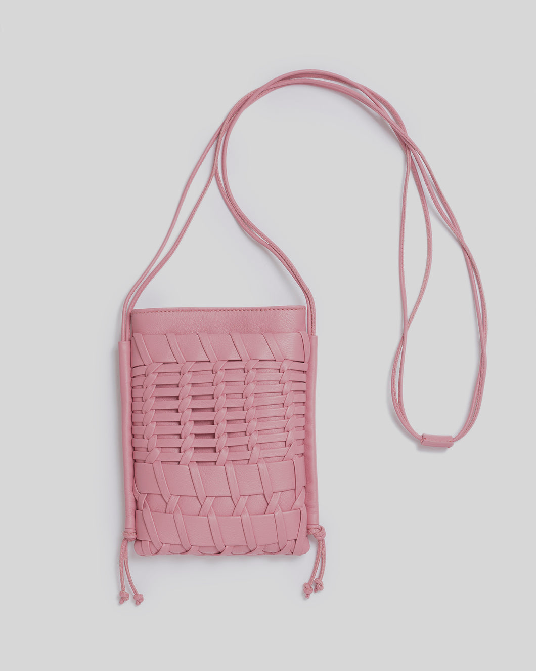 TRENA MINI - Flat Square Mini Crossbody Bag