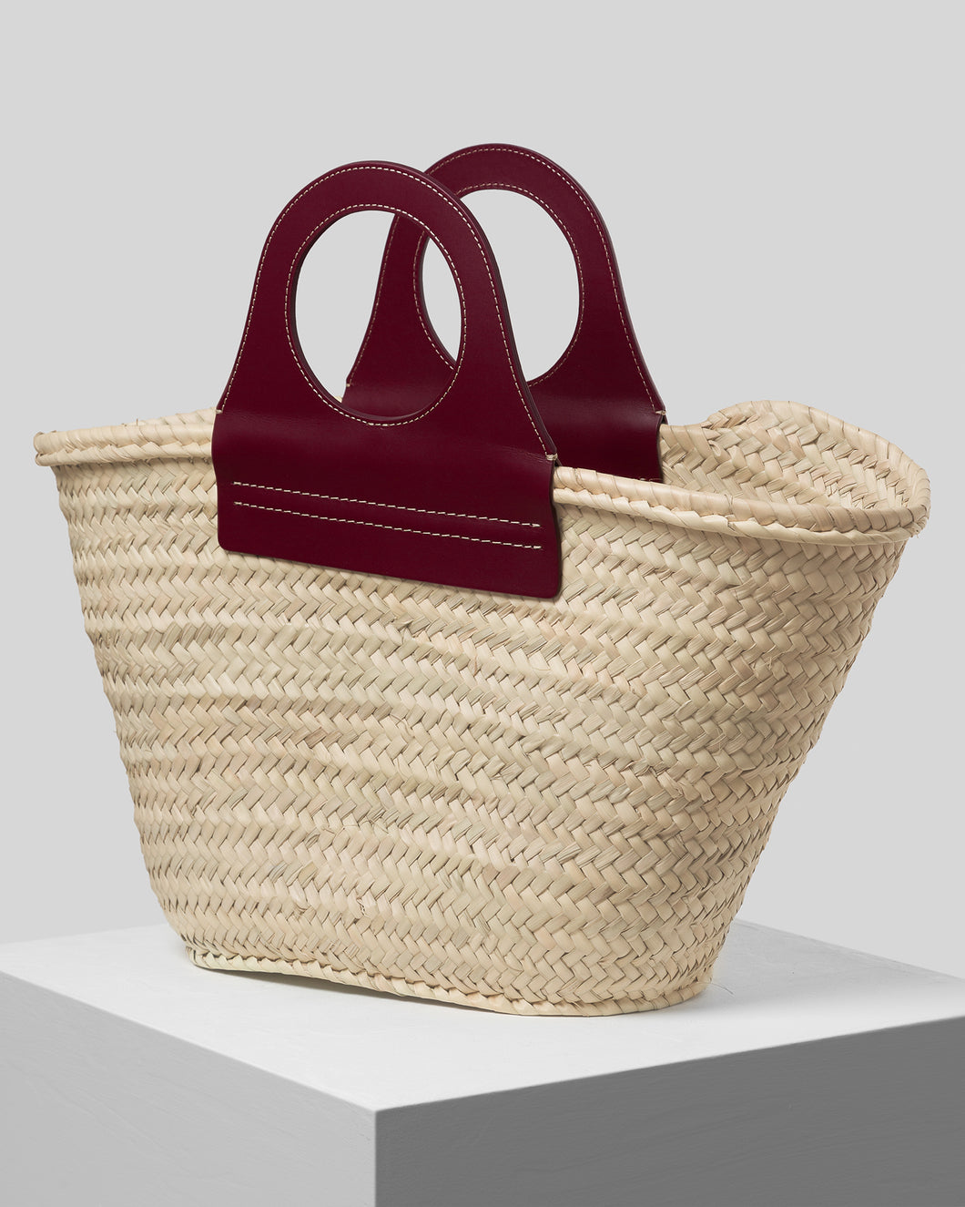 CABAS - Straw Tote