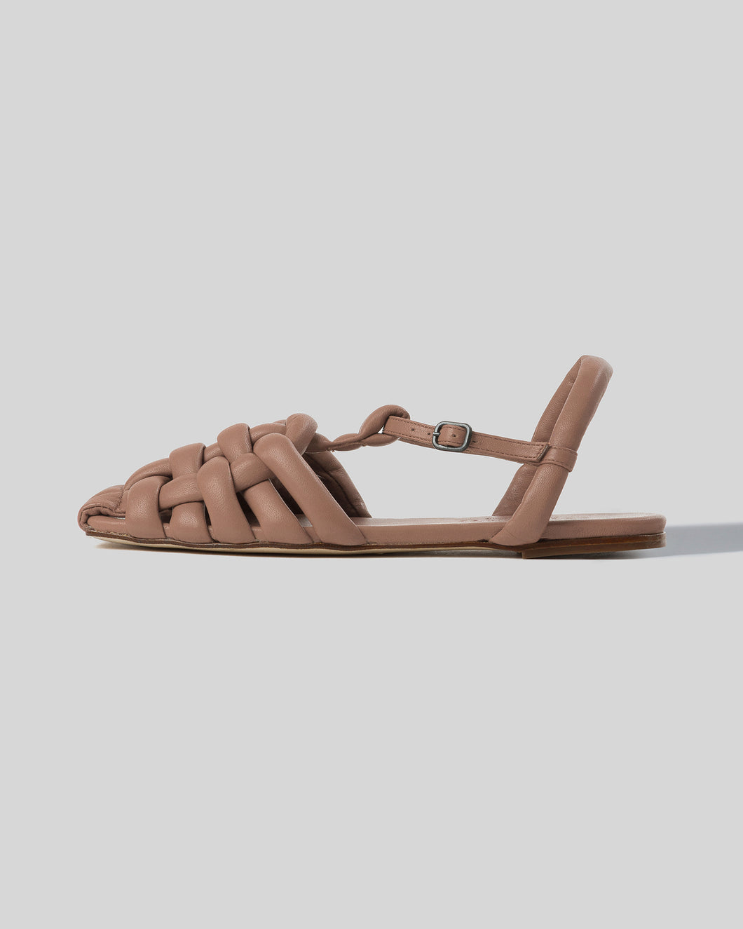 CABERSA  - Padded Fisherman Sandal