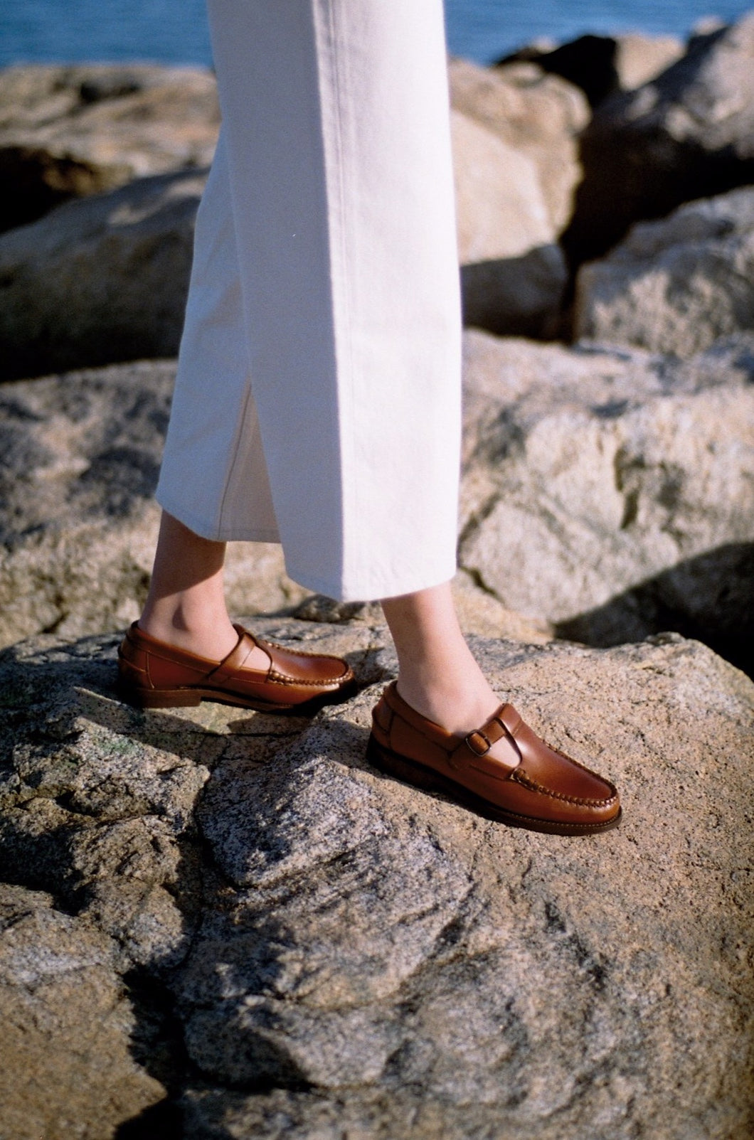 ALBER - FOR ALL - T-bar Loafer