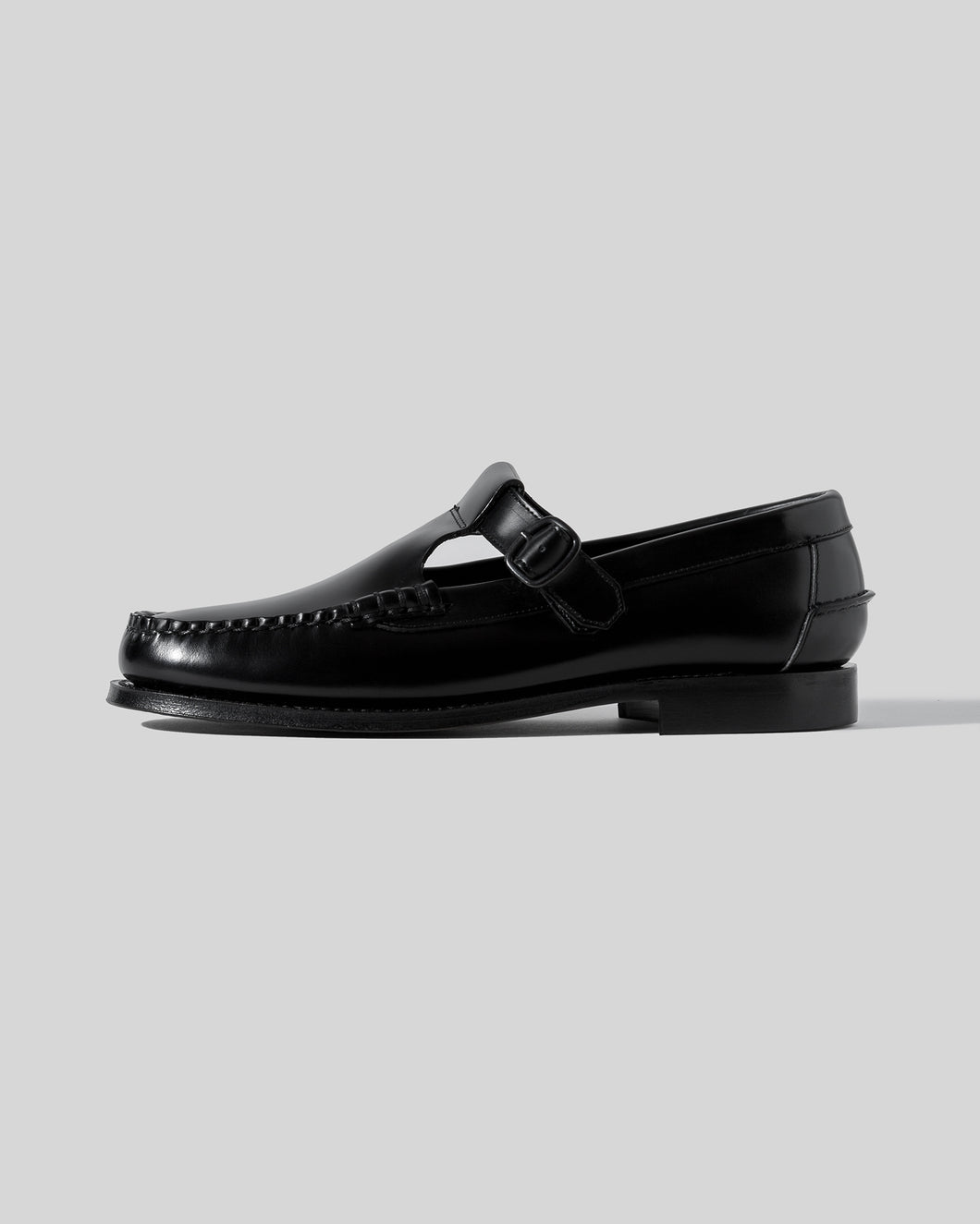 ALBER - Men's T-bar Loafer