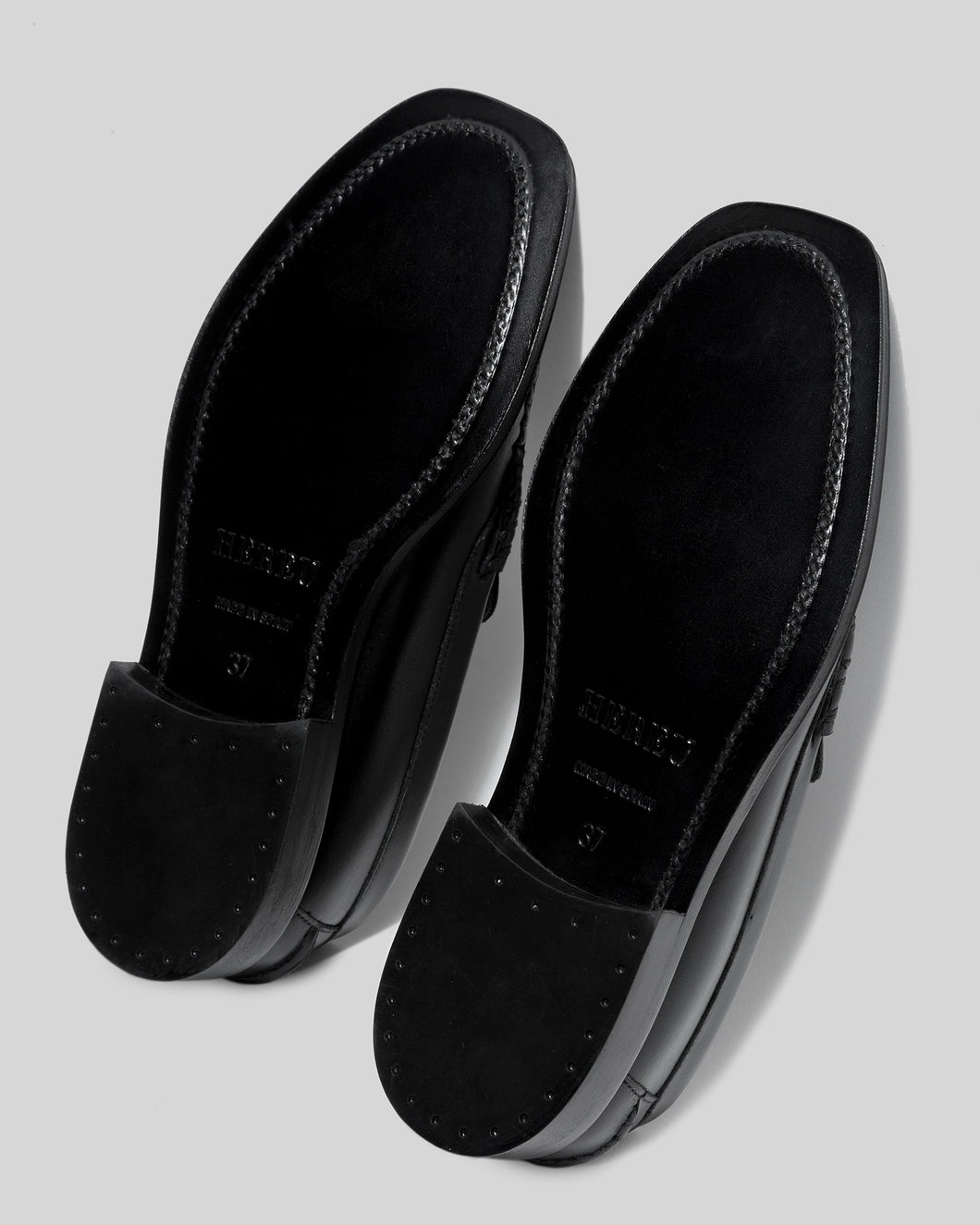 NOMBELA - Interwoven-detail Slip-on Loafer