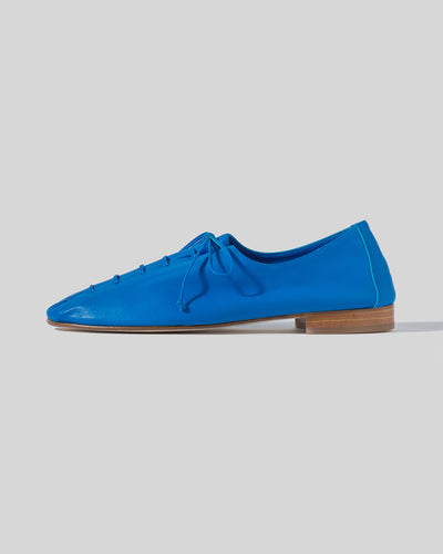 PLEGADA - Deconstructed Lace-up Shoe