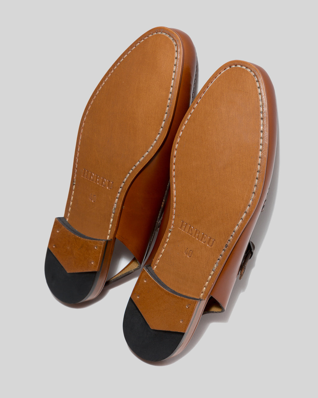ROQUETA - Slingback T-bar Loafer