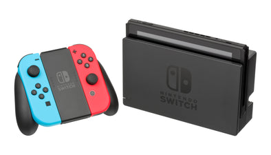Setting the Region of Your Switch