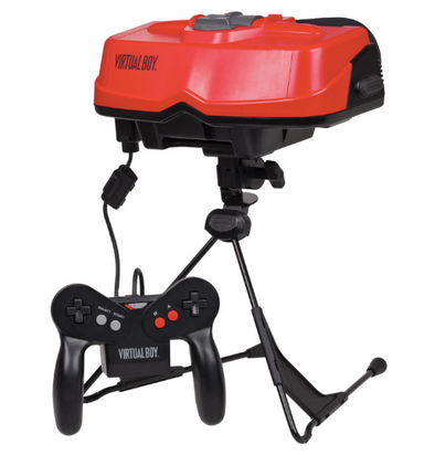 Seeing Red: Analyzing the Pitfalls of the Virtual Boy