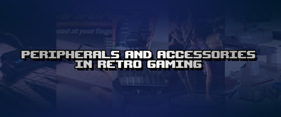 Peripherals and Accessories in Retro Gaming
