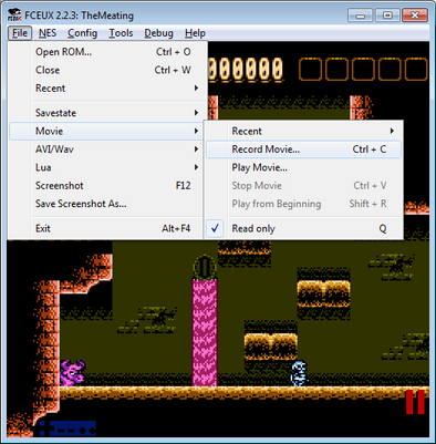 Handsome Meat: Creating an Attract Mode for NES Games
