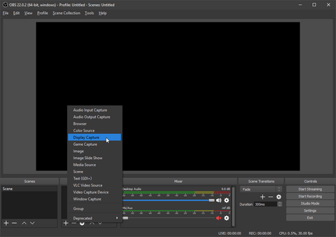 OBS Settings for Recording Game Footage – Mega Cat Studios