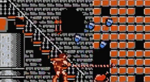 Castlevania Wall Meat