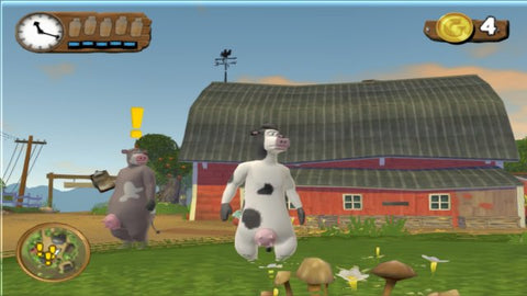 Barnyard Video Game