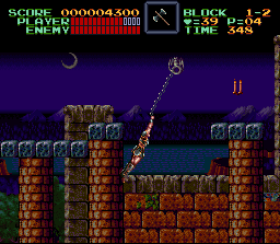 Super Castlevania IV Retro Horror