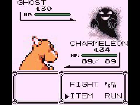 Pokemon Ghost