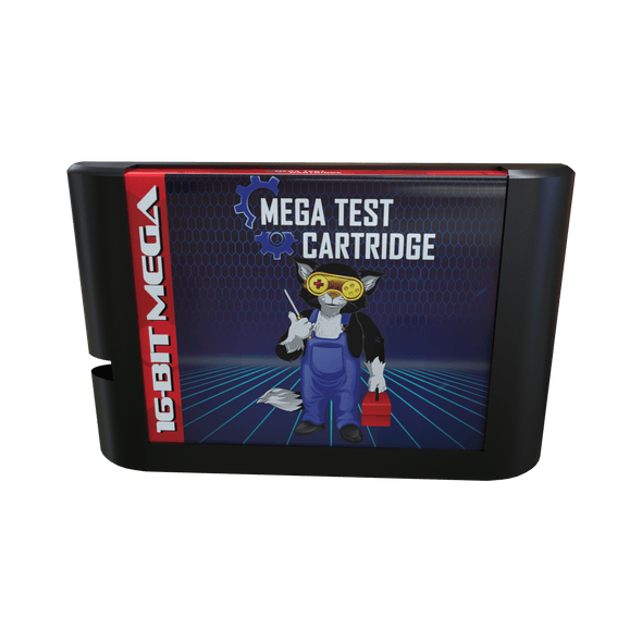 Mega Test Cartridge