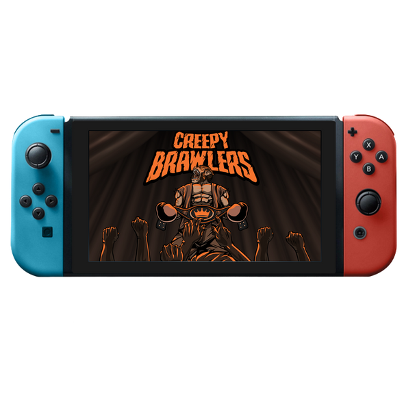 Creepy Brawlers - Nintendo Switch