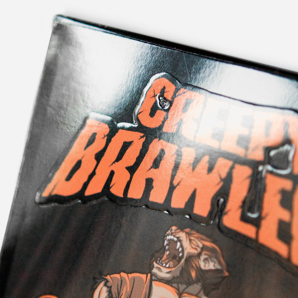 Creepy Brawlers - Mega Cat Studios