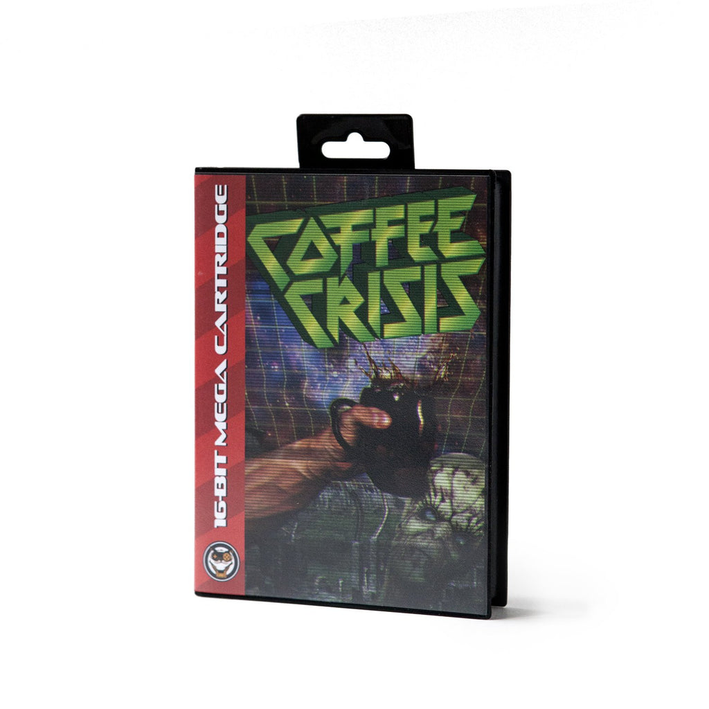 Limited Edition Coffee Crisis - Mega Cat Studios