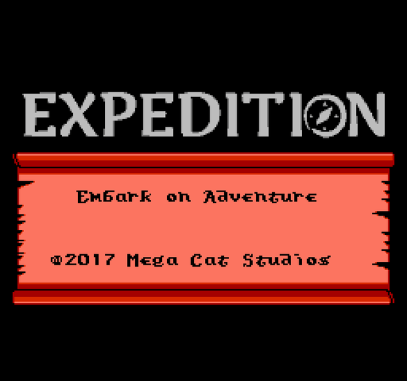 Expedition - Mega Cat Studios
